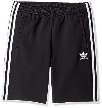 Amazon.com  adidas Originals Boys  Big Kids Superstar Track Shorts  Clothing 6fbacb068