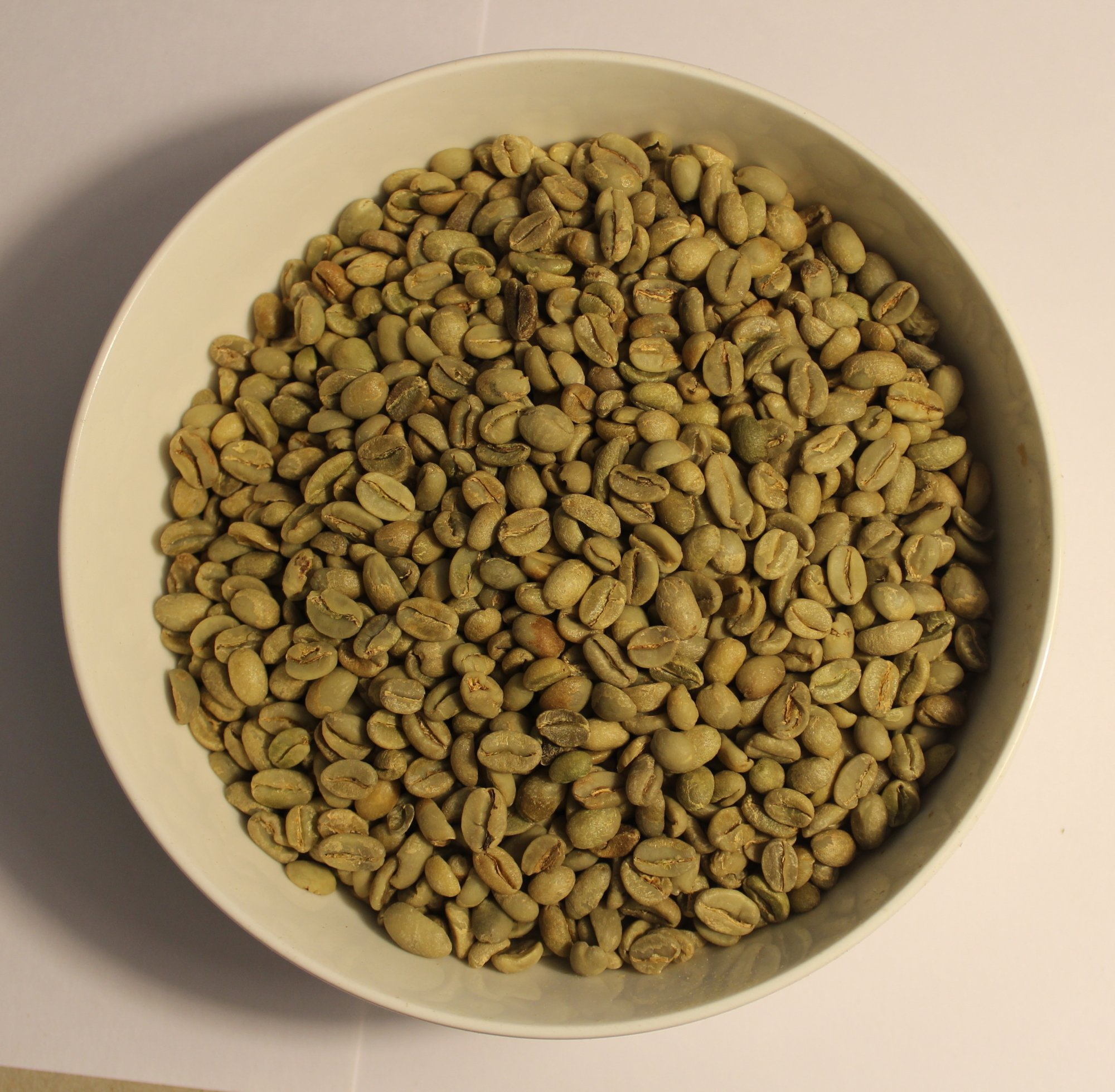 Ethiopia Guji Natural - Region Grade 4 - Green (Unroasted) Coffee Beans (3 Pounds)