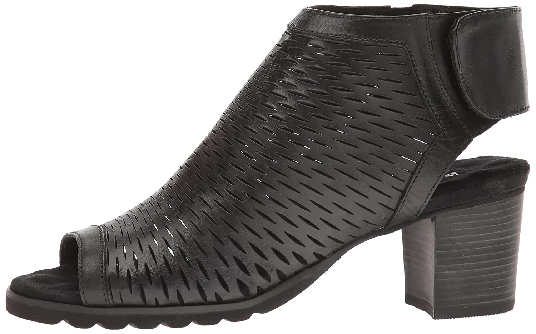 Walking Cradles Frauen Nikki Peep Toe Besonderer Anlass Leder Leder Leder Slingback Sandalen  321567