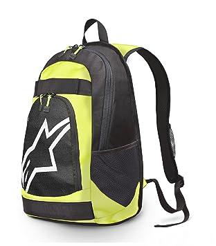 Alpinestars Defender Pack - Mochila para hombre negro Black/hi Vis Yellow Talla:talla única: Amazon.es: Deportes y aire libre