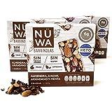 Barras KETO de Superfoods de Cacao, almendra, arándano y menta (24 pz)