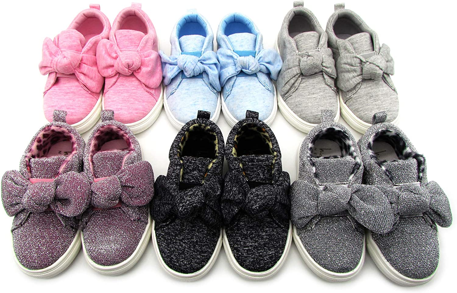 Nicole Miller New York Toddler Girls Slip-On