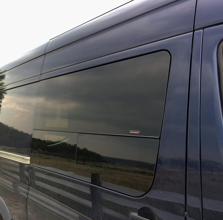 Sprinter Van ventana – lado del pasajero puerta corredera con ventilación Custom ventana 2007 – 2017 Dodge, Freightliner, Mercedes-Benz Sprinter Van: Amazon.es: Coche y moto
