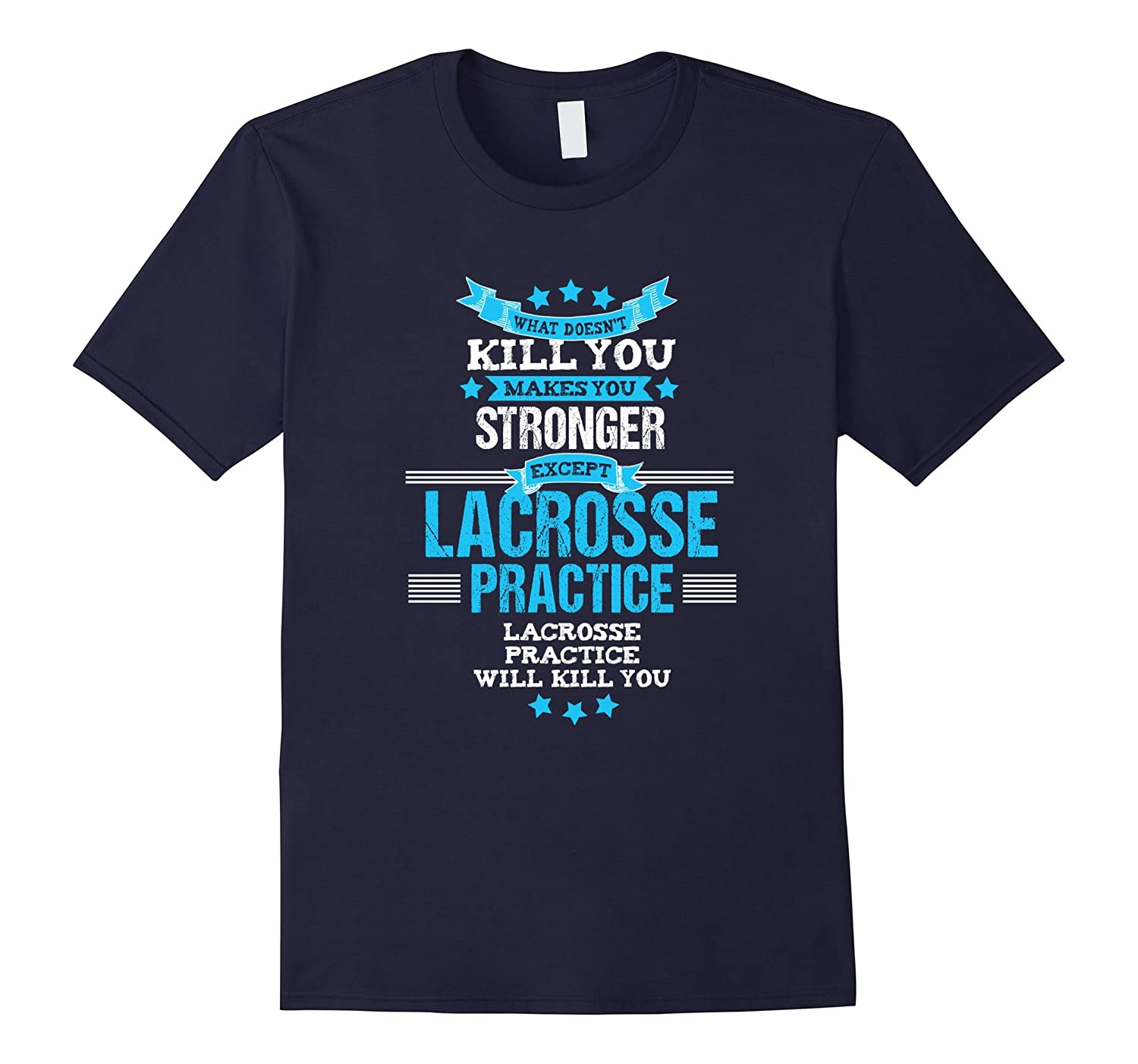 Funny LaX Lacrosse Player Tshirt Practice Team Coach Gift-T-Shirt