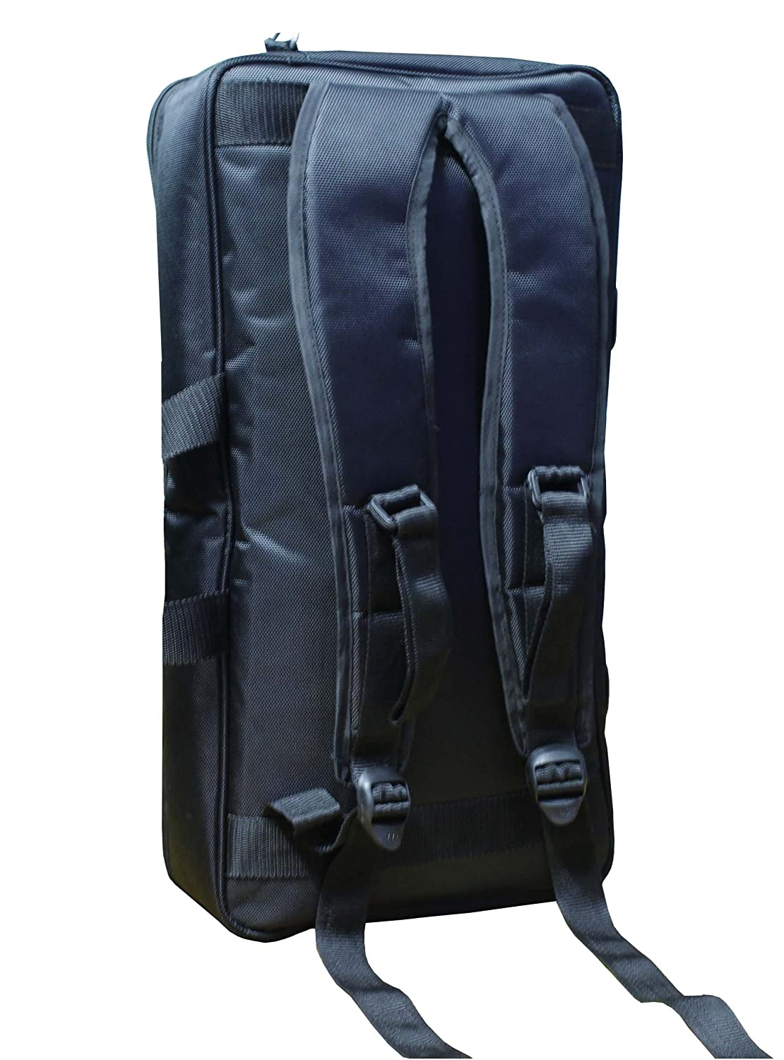 Baritone Padded Quality Synthesizer Bag For Elektron Analog Four MKII Synthesiser Bag Size Inch 17X11X5