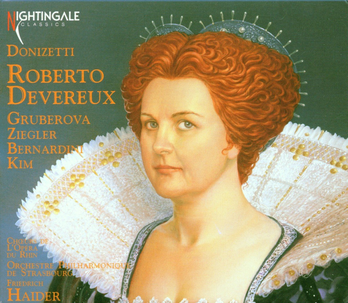 Roberto Devereux Special price for a limited Easy-to-use time
