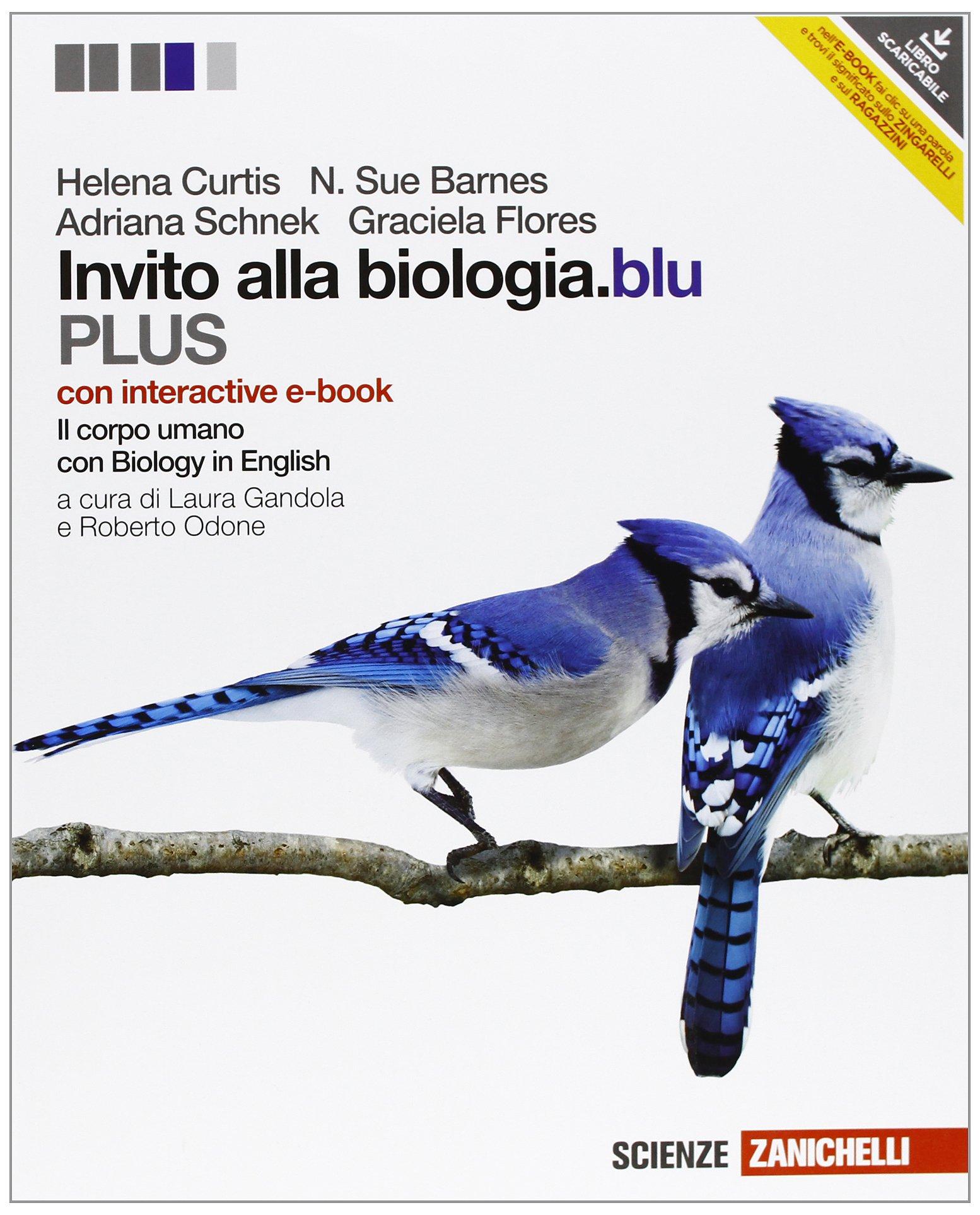 INVITO ALLA BIOLOGIA.BLU PLUS