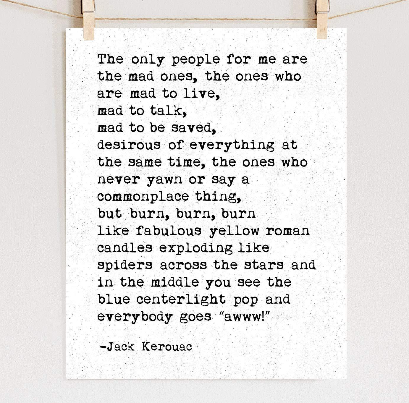 Jack Kerouac Quotes - - StoreMyPic