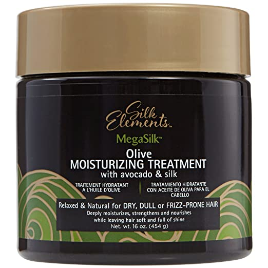 MegaSilk Olive Moisturizing Treatment