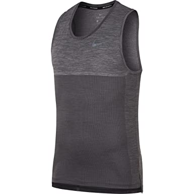 38b9e51cb NIKE Men's Dry Medalist Running Tank at Amazon Men's Clothing store:
