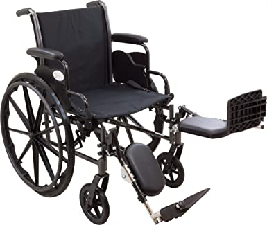 Amazon.com: Roscoe Medical Silla de ruedas, 1: Industrial ...