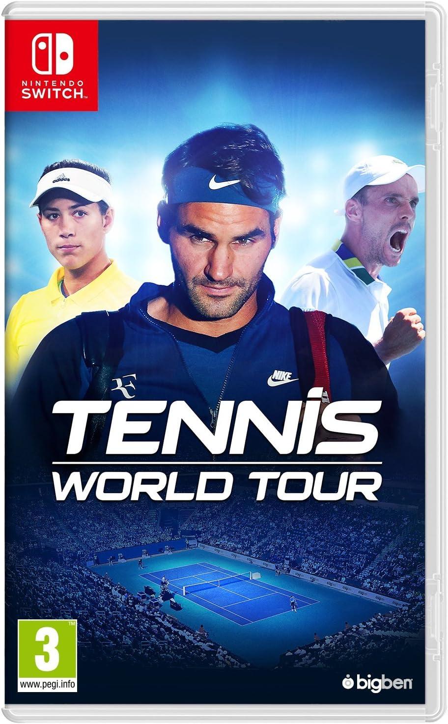Tennis World Tour - Edición Estándar: Amazon.es: Videojuegos