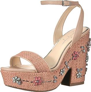 e4345ac2a595 Jessica Simpson Women s Cressia Heeled Sandal