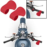 Autofy Universal Hand Rest/Throttle Assister for All Bikes (Red)