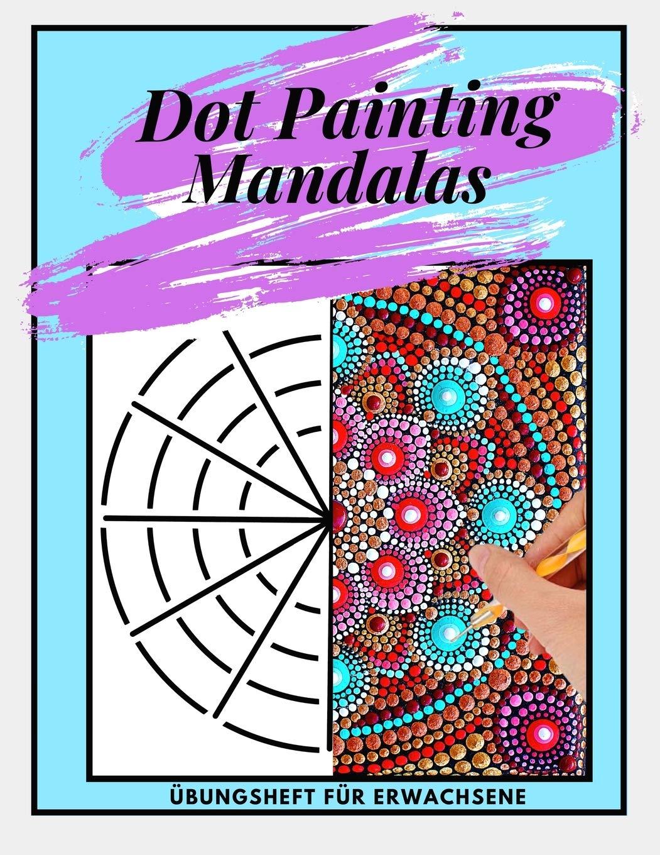 Malvorlage Easy Dotting Punktmalerei Zauberhafte