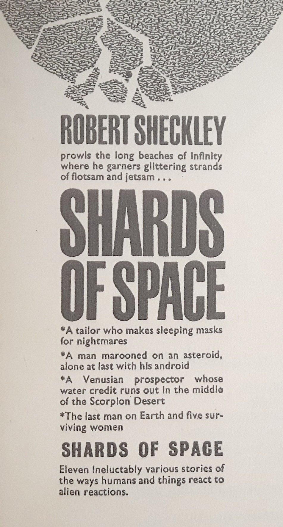 Shards of Space (Corgi Books no  YS1252): Amazon co uk