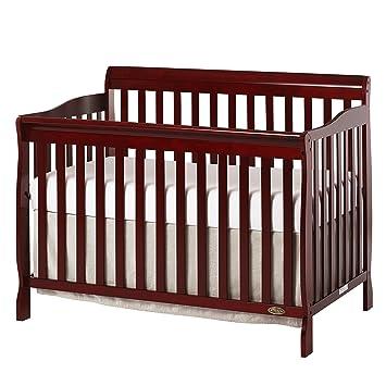5e7fbd449c4 Amazon.com   Dream On Me Ashton 5 in 1 Convertible Crib