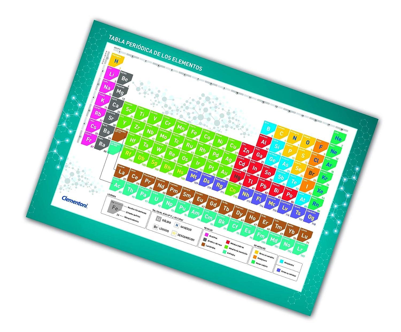 55287 Clementoni Mi laboratorio de qu/ímica