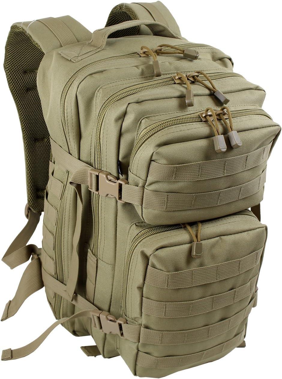 50L Rucksack Backpack Marcha Mochila Al Aire Libre Excursionismo Monta/ñismo Ciclismo Mochila Militar T/áctico Bolsa para Viaje
