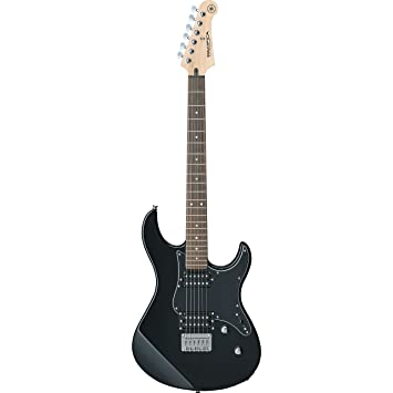 Yamaha pacifica120h guitarra eléctrica, negro: Amazon.es: Instrumentos musicales