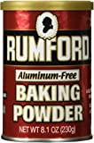 Rumford Baking Powder,8.1 OZ