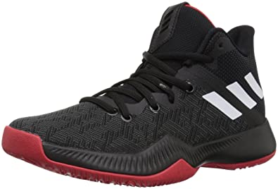 adidas Performance MAD BOUNCE - Basketball shoes - red RswqmHxB