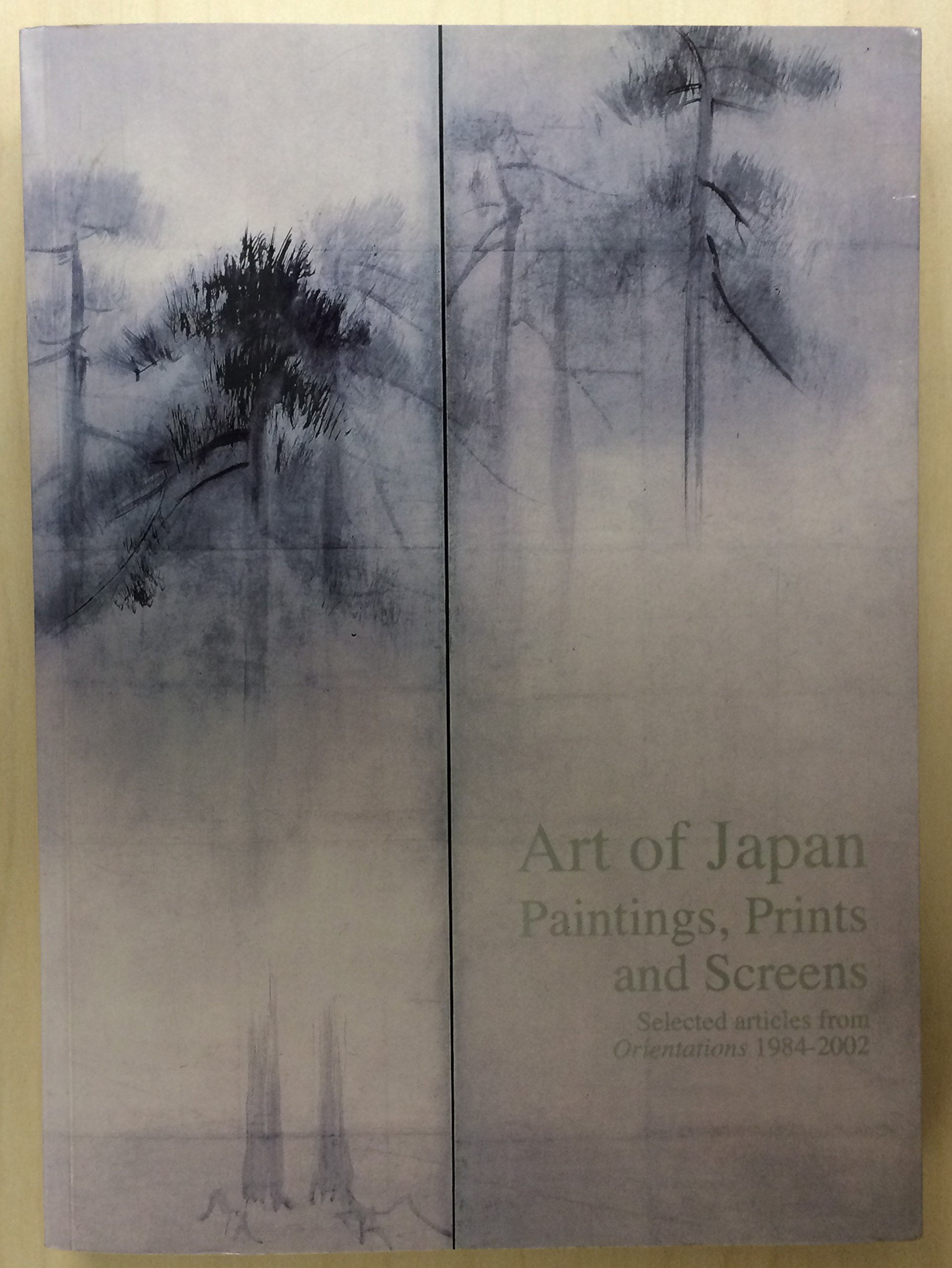 Download Art of Japan: Paintings, Prints and Screens - Selected Articles from Orientations 1984-2002 pdf epub