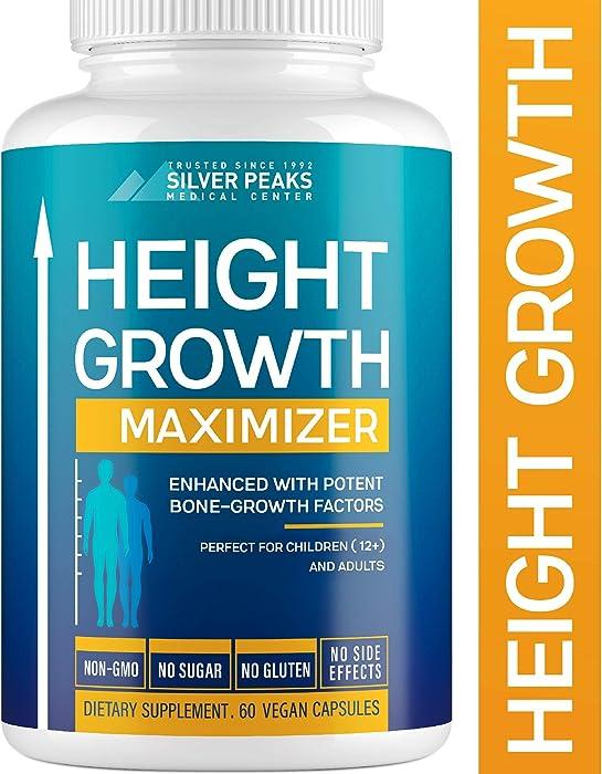 Top 10 Vitamin Grow Taller - Best Home Life