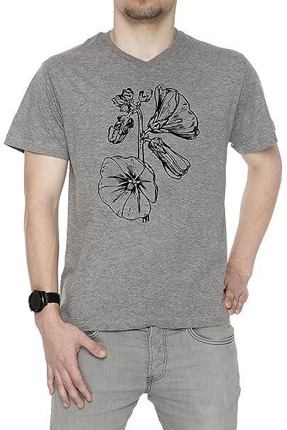Cuello Gris En Rosata Manga Corta V Hombre Todos Altea Camiseta 7IgvYbf6y