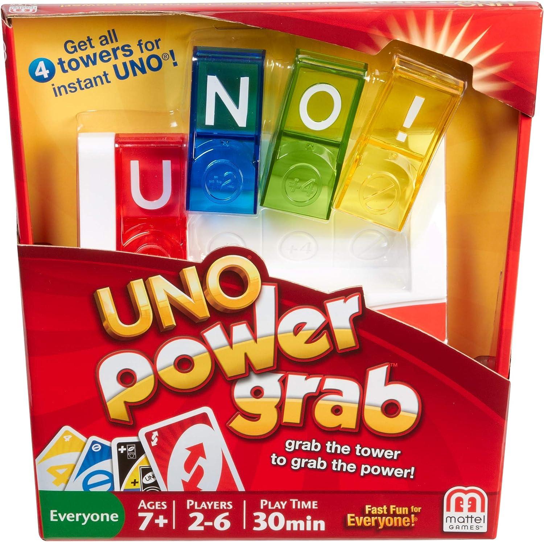Uno Juego Toma el Poder [Importado de Inglaterra]: Uno Power Grab ...