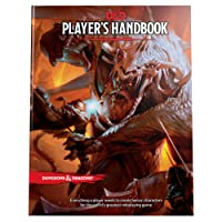 Dungeons & Dragons Player's Handbook (Core Rulebook 1 of 3 for the D&D Roleplaying Game)