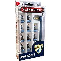 Eleven Force Subbuteo Teambox Málaga CF (63799), Multicolor