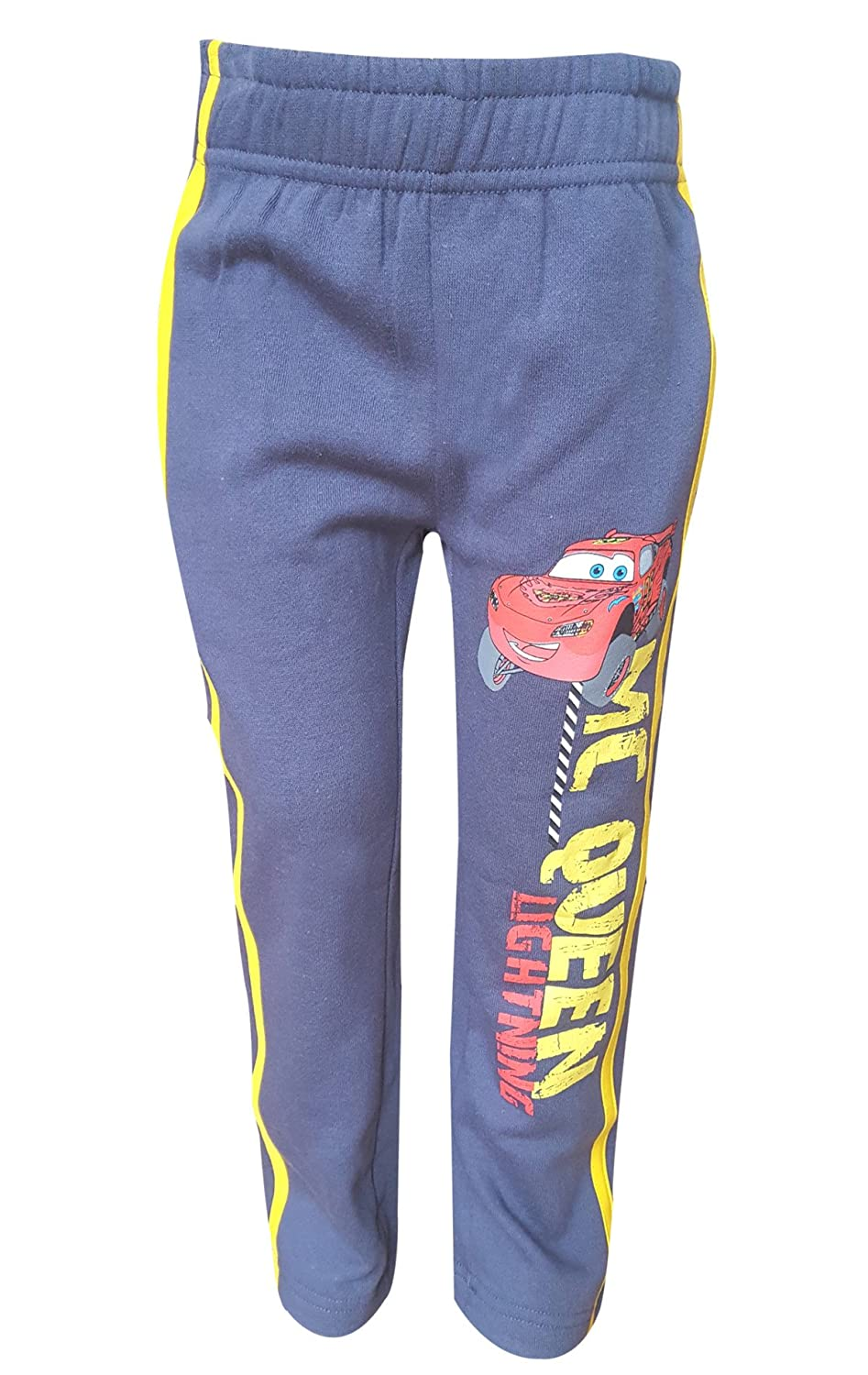 Boys Official Disney Cars Track Jogging Pant 3 to 8 Years