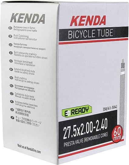 "24 x 2.0-2.40/"" Bicycle Tube Schrader Valve 4 Pack"