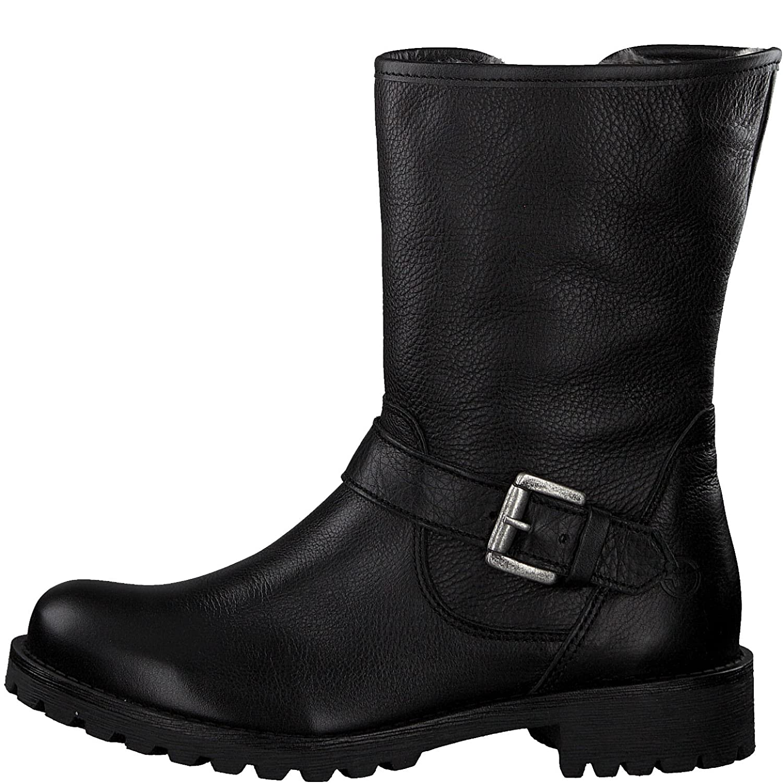 Tamaris Damen Biker Boots 26991 21,Frauen Stiefel
