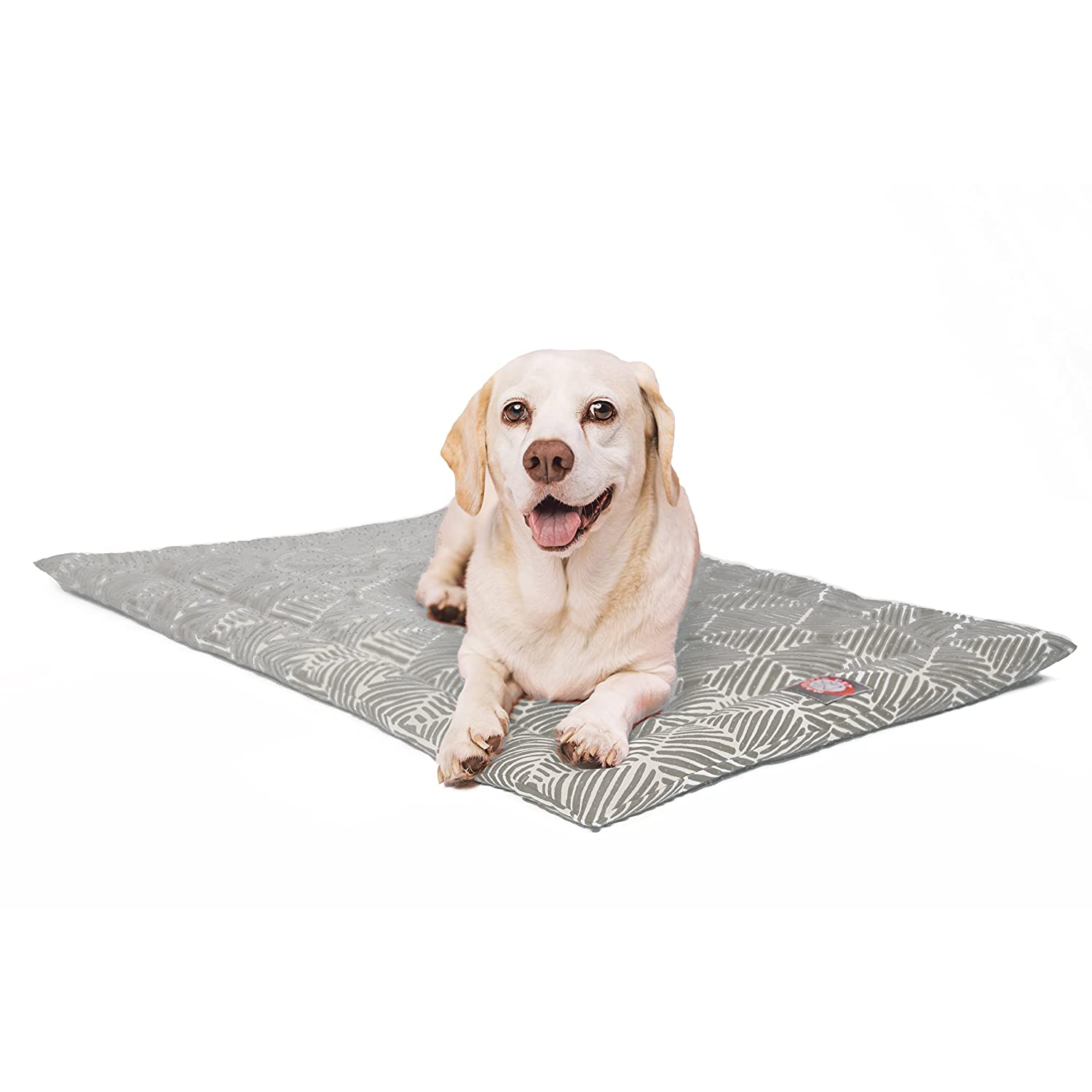 48  Charlie Metallic Crate Dog Bed Mat by Majestic Pet Products