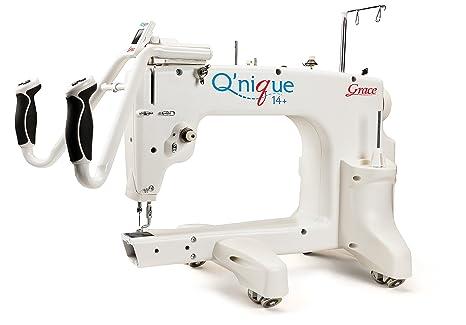 Amazon Grace Q'nique Long Arm Quilting Machine Unique 11 Inch Throat Sewing Machine