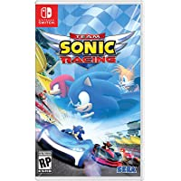 Team Sonic Racing Standard Edition for Nintendo Switch by Sega