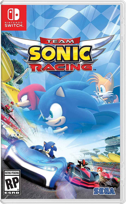 Team Sonic Racing for Nintendo Switch [USA]: Amazon.es: Sega of ...