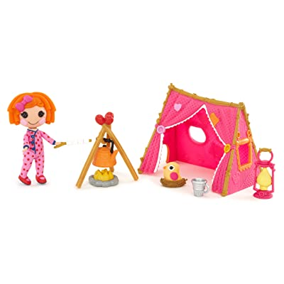Lalaloopsy Mini Playset- Camping with Sunny