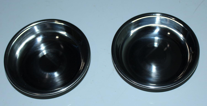 Amazoncom 8 Cm Steel Plate Or Puto Molder Kutsinta Molder Set Of