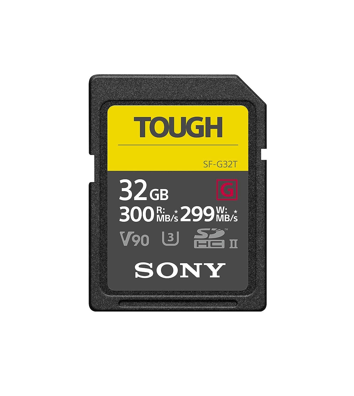 Sony SF-G64T Tough SDXC Class 10 UHS-II U3 V90 SF-G64T/T1