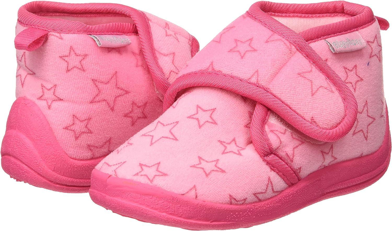 Playshoes Chaussons Pastel Pantoufles Mixte Enfant