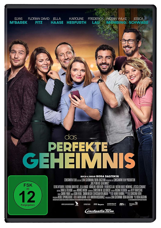 Cover: Das perfekte Geheimnis 1 DVD-Video (circa 115 min)