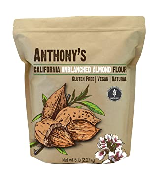 Anthony's Unblanched Almond Flour