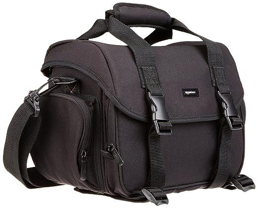 1439 opinioni per AmazonBasics- Borsa a tracolla grande per fotocamera e accessori, colore