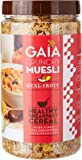Gaia Crunchy Muesli with Real Fruit. Burst of Flavor in Every bite. 1KG