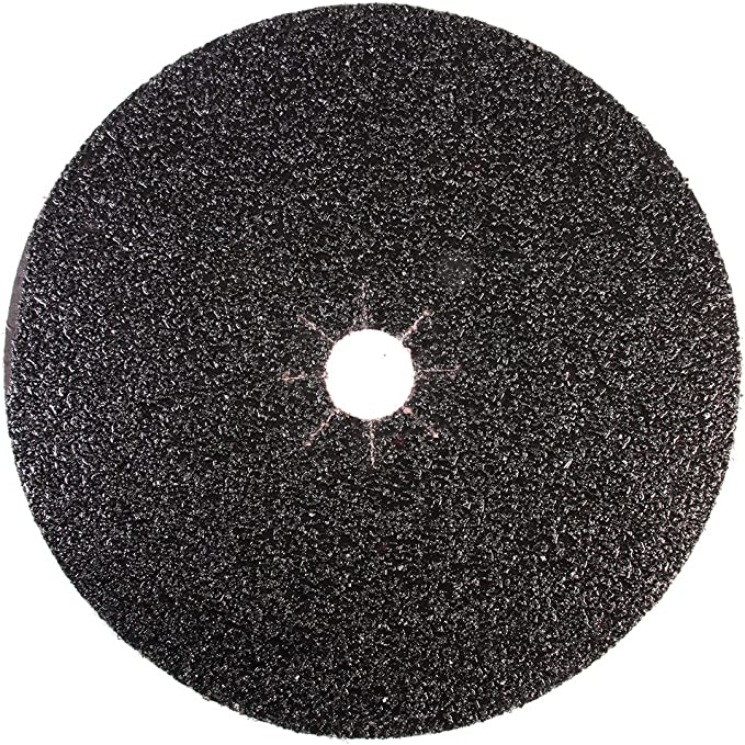 Sungold Abrasives 8150599 Silicon Carbide 60 Grit Screen Sanding Discs 10-Pack 17