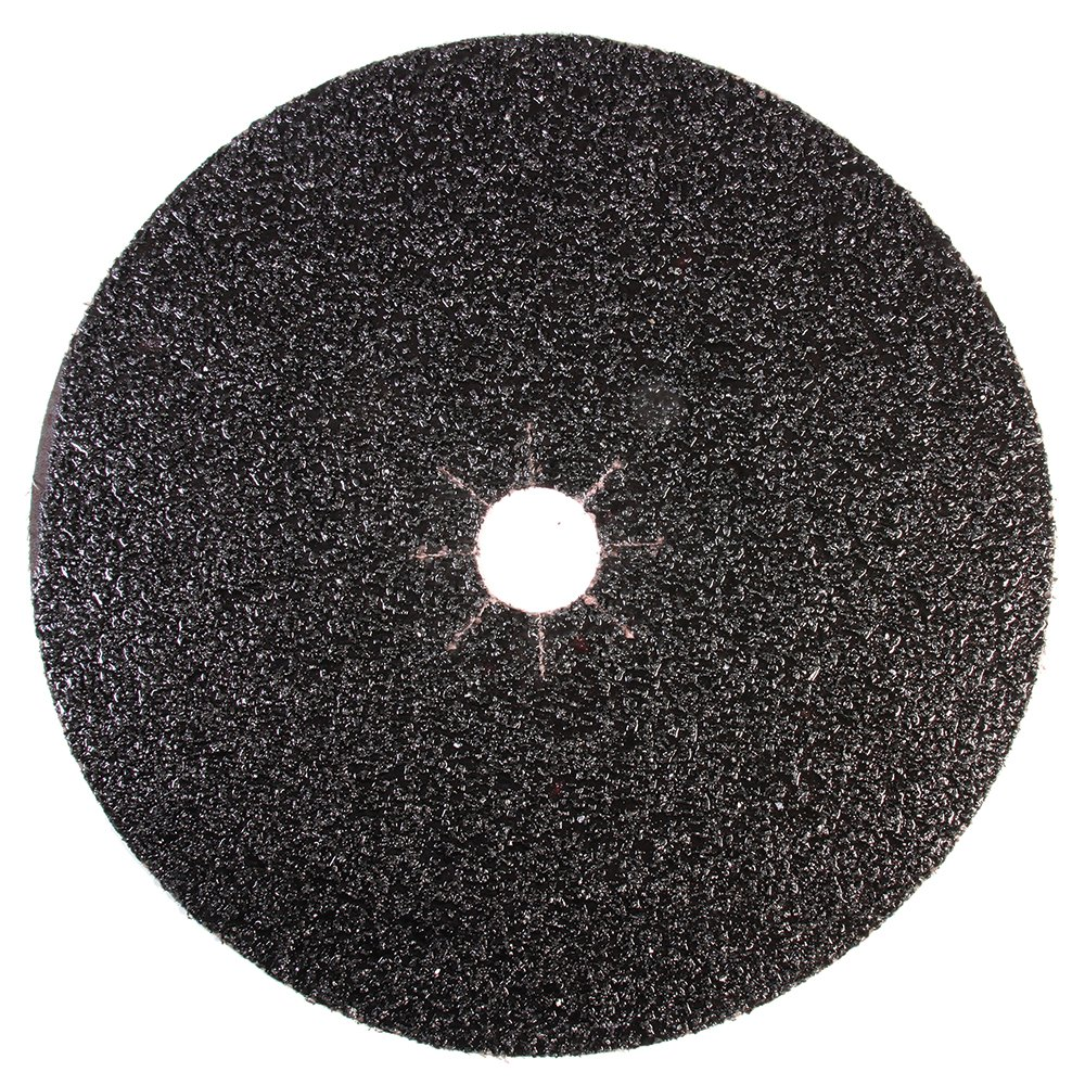 Mercer Industries 427036 Silicon Carbide Floor Sanding Disc, Cloth Back, 17'' x 2'' Hole, Grit 36X, 20-Pack by Mercer Industries (Image #1)