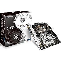 Asrock X99 Taichi Intel® X99 LGA 2011-v3 ATX - Placa Base (DDR4-SDRAM, DIMM, 2133,2400,2800,2933,3300 MHz, Cuadrángulo, 128 GB, Intel)